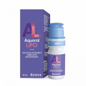 Aquoral Lipo Solución Oftálmica 10 ml