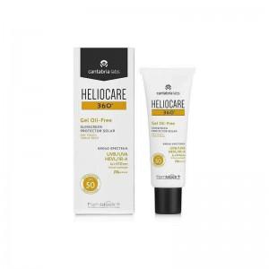 Heliocare 360⁰ Gel Oil-Free SPF 50