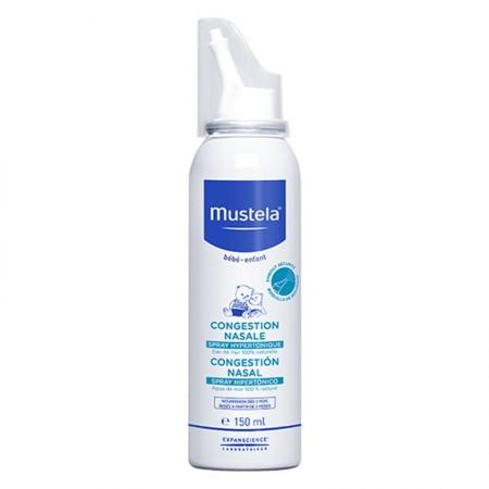 Mustela Spray Congestión Nasal