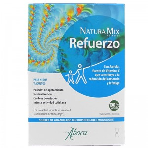 Naturamix Advanced Refuerzo