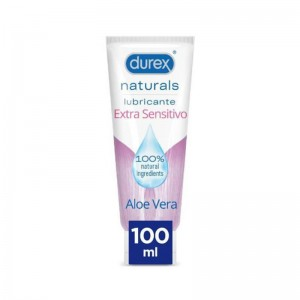 Durex Naturals Lubricante Extra Sensitivo 100 ml