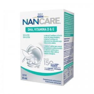 Nestlé Nancare DHA, Vitamina D&E