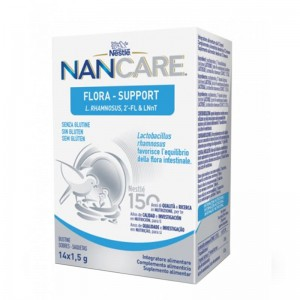 Nestlé Nancare Flora Support