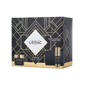 Cofre Lierac Premium Crema Sedosa + Regalo Premium Contorno de Ojos