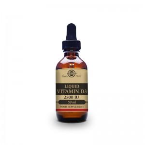 Solgar Vitamina D3 Líquida 2500 UI