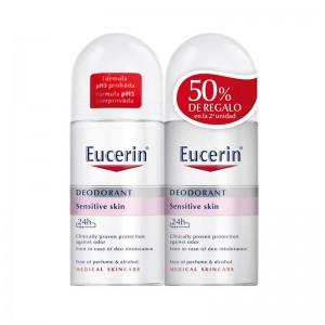 Eucerin Duplo Desodorante Piel Sensible