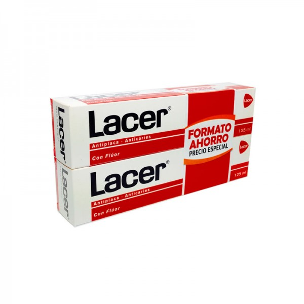Lacer Anticaries Pasta Dentífrica