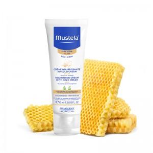 Mustela Crema Nutritiva al Cold Cream