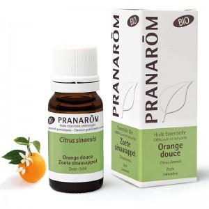 Pranarom Aceite Esencial Naranja Dulce