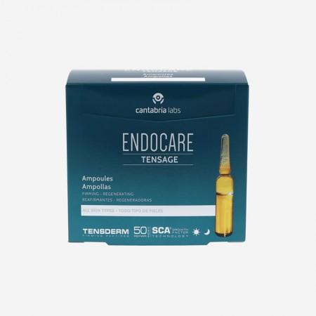 Endocare Tensage Ampollas + Agua Micelar