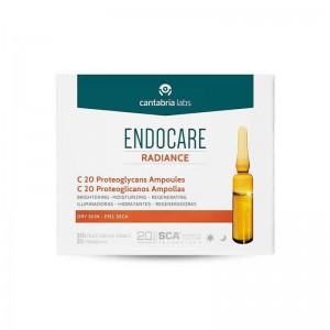 Endocare Radiance C20 Proteoglicanos Ampollas