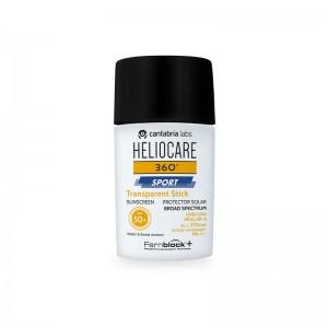 Heliocare 360⁰ Sport Transparent Stick SPF50+