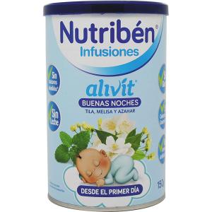 Nutriben Infusiones Alivit Buenas Noches