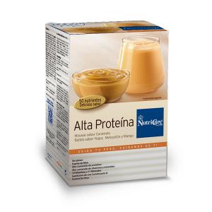 Nutricare Alta Proteina Mousse De Caramelo. Con Apoyo y Seguimiento continuado de tu Asesor NutriCare