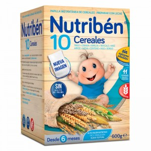 Nutriben 10 Cereales