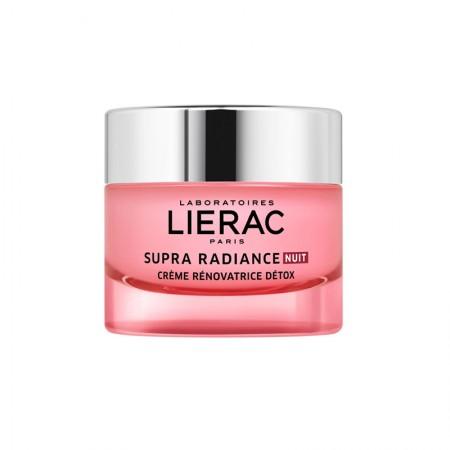 Lierac Supra Radiance crema renovadora noche