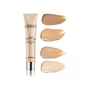 Lierac Teint Perfect Skin fluido perfeccionador e iluminador