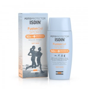 Fotoprotector ISDIN Fusion Gel Sport SPF 50+