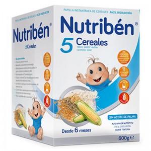 Nutribén 5 Cereales