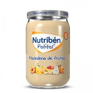 Nutribén Potito Macedonia de Frutas