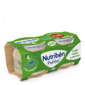 Nutribén Potito Inicio Judías verdes y Patatas