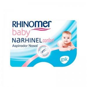 Rhinomer Baby Narhinel Confort Aspirador Nasal