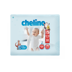 Chelino Fashion & Love Pañal Infantil Talla 5