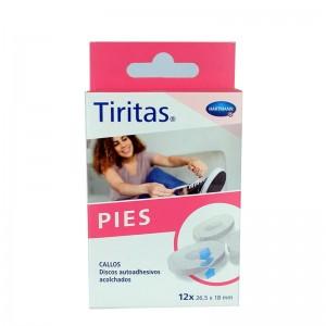 Hartmann Tiritas Pies Protección Callos