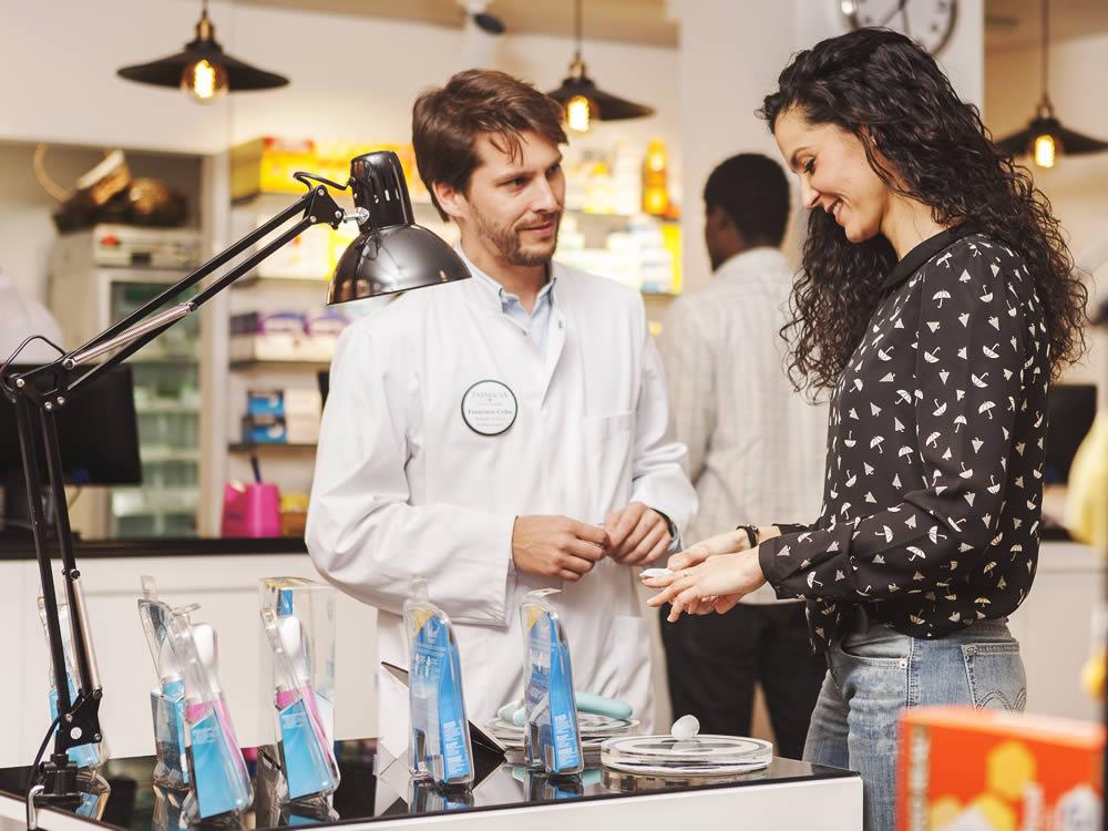 Farmacia Quintalegre es un espacio de salud con profesionales altamente cualificados.